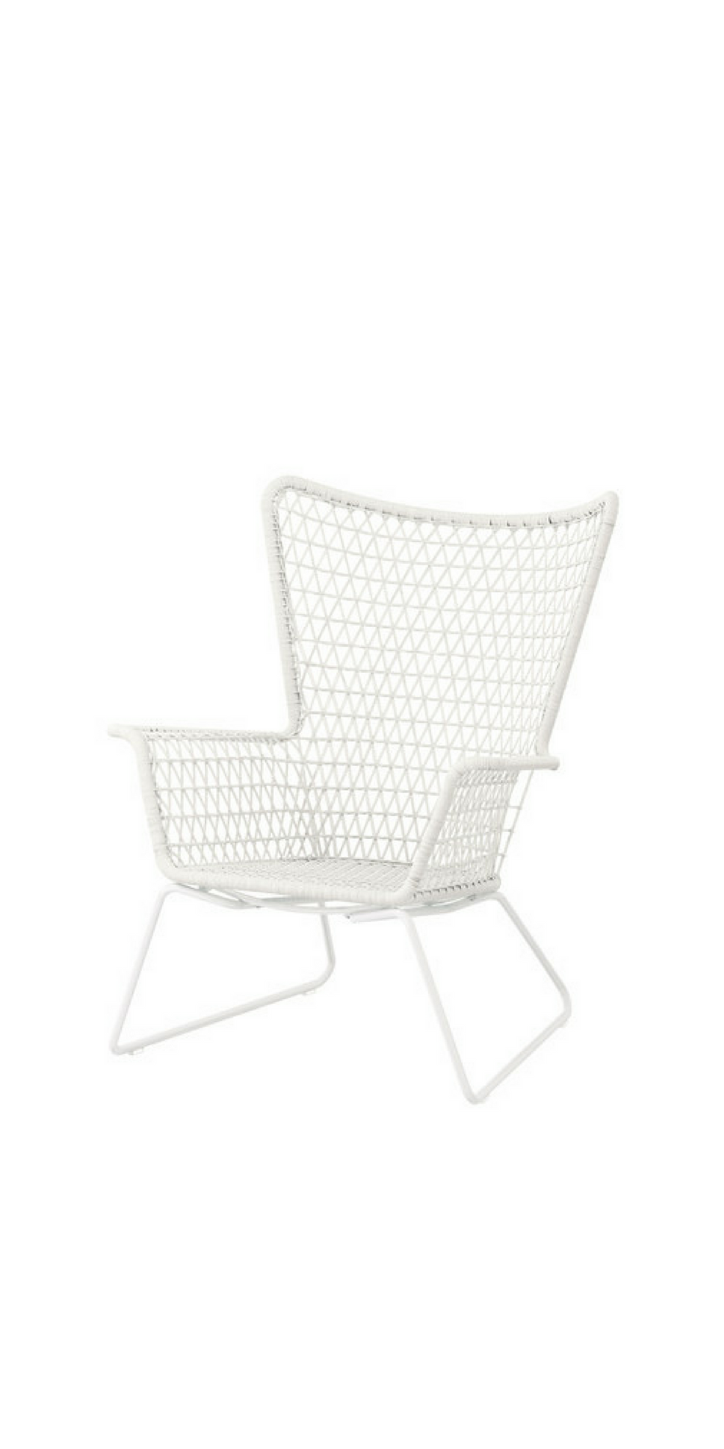Chair - Ivy Palm Springs Sunchair White