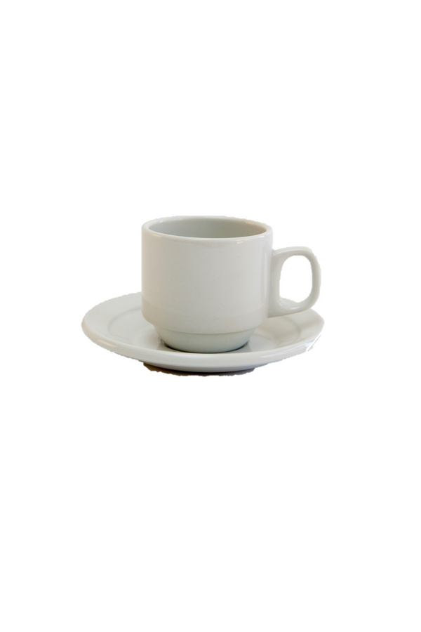 Crockery - Expresso Cup & Saucer Set