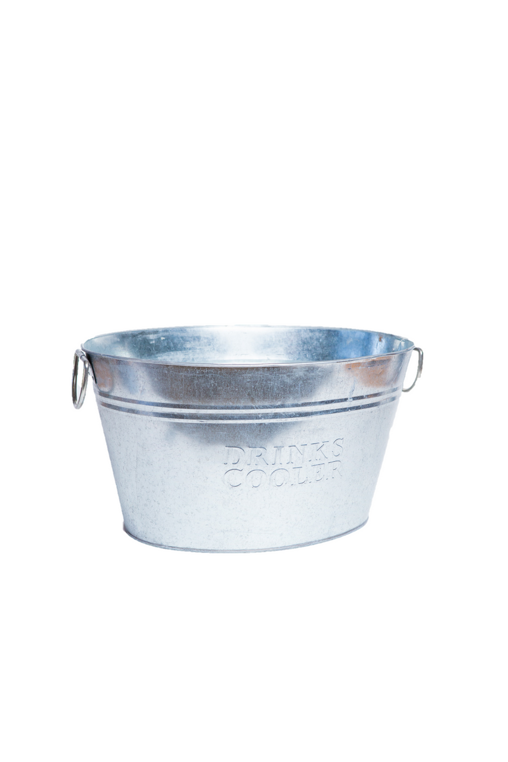 Ice Tub - Galvanised