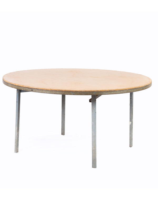 Round 5ft Table
