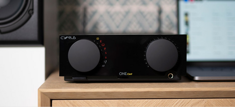 Cyrus One Cast smart amplifier