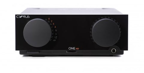 Cyrus One HD integrated amp