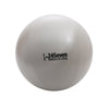 Small 9 Inch Pilates Ball with Pump by 24Seven Wellness and Living; Anti-Burst Bender Balls are Ideal for Workouts Such as Barre, Pilates, Yoga, Stretching, Core Strength and Myofascial Therapy