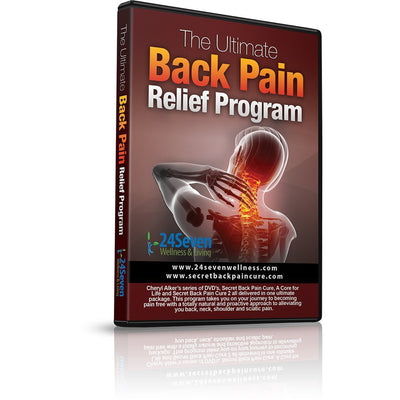 The Ultimate Back Pain Relief Program