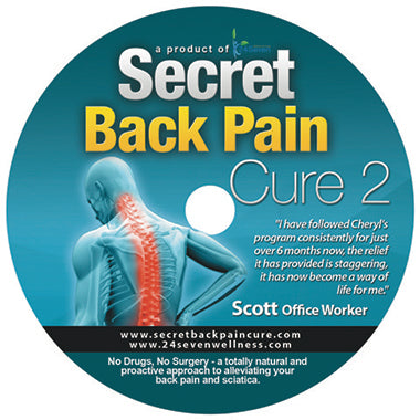 Secret Back Pain Cure 2