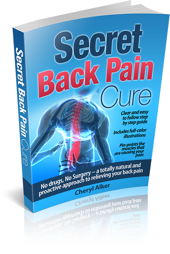Secret Back Pain Cure Book