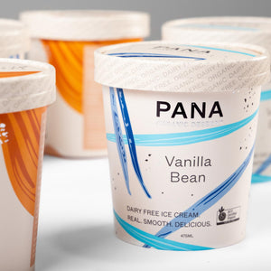 Pana Organic Ice Cream Pack Range