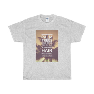 Take Me There - Unisex Heavy Cotton Tee