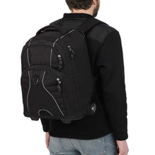 Bulletproof Rolling Backpack