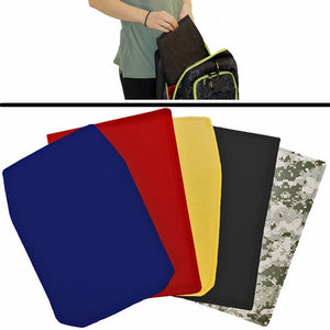 Bulletproof backpack inserts