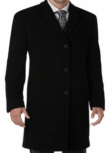 Bulletproof Wool Topcoat