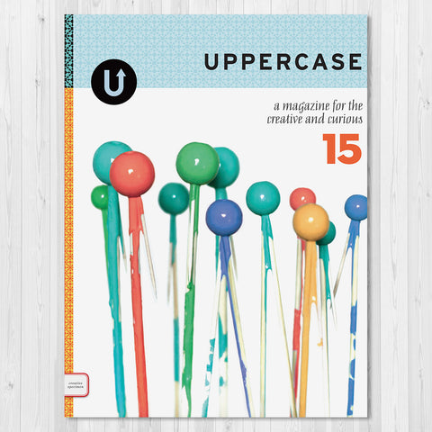 UPPERCASE Issue 15 2012