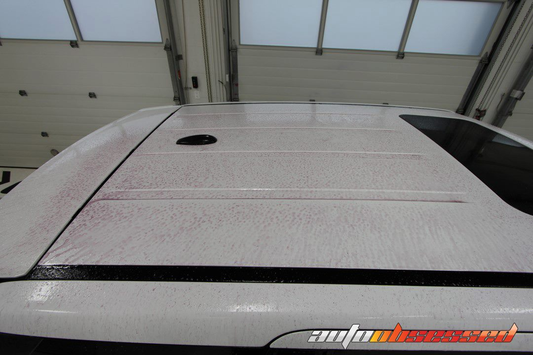 DECONTAMINATION CAR WASH IRON REMOVAL - Auto Obsessed Car Detailing