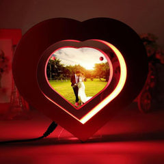 Floating Heart Frame