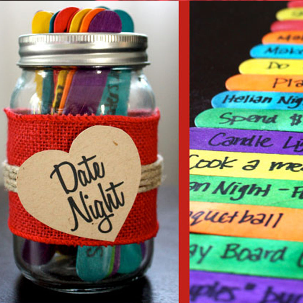 Date Night Jar