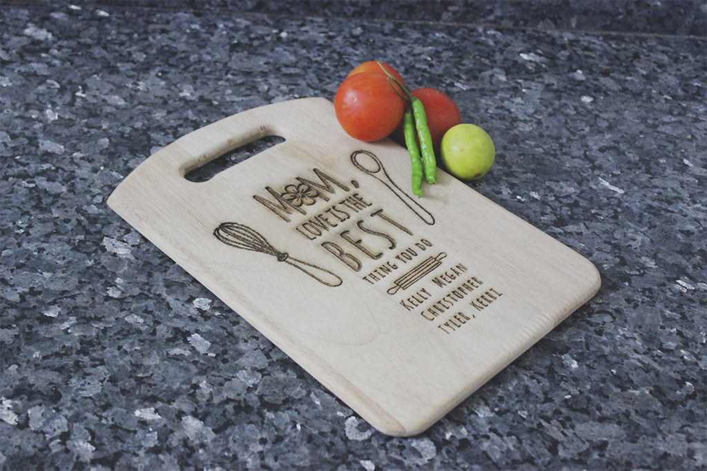 Chopping Board for Mom