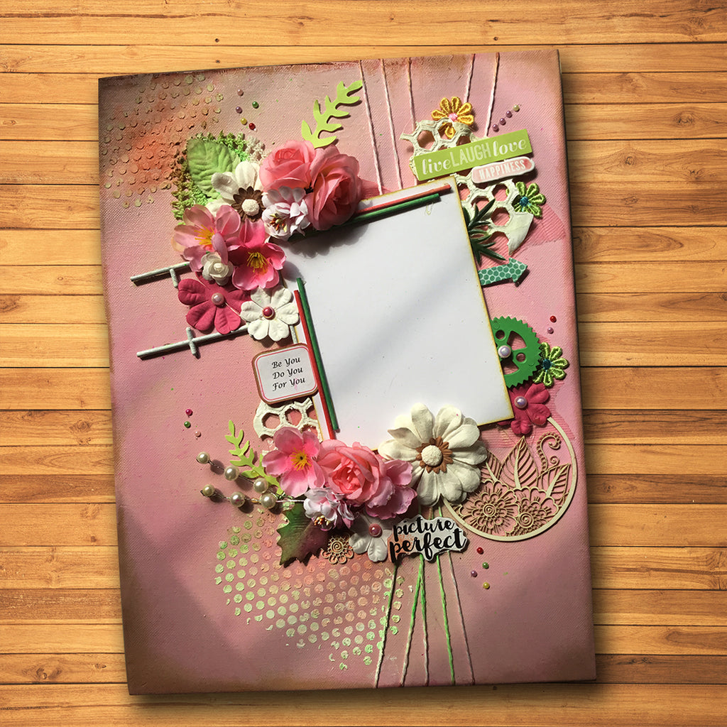Canvas Picture Frame
