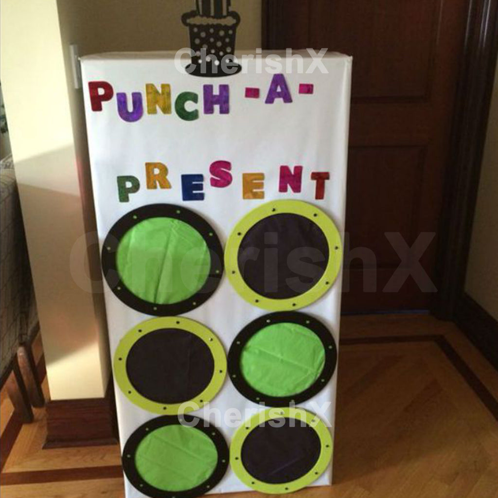 Punch a Present