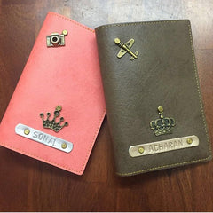 Customised Passport Holders