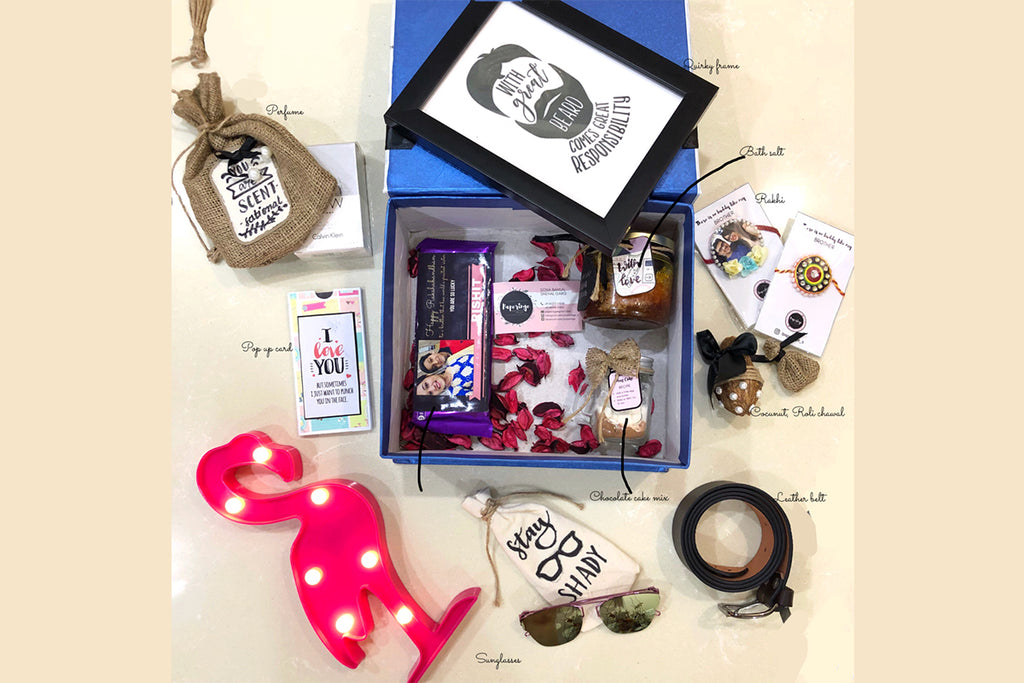 Brother-Rakhi Gift Box