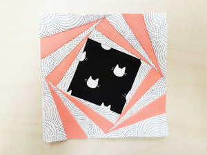 May 18 - Intro to Paper Piecing (Adult)