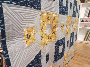 4 Part - Quilt Making by Machine Workshops (Adult)