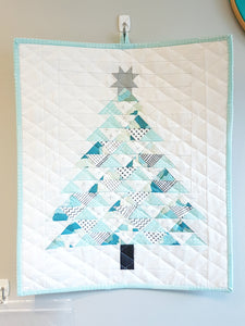 November 21 - Jitka Design Inc. - Christmas Tree Paper Pieced Wall Hang Workshop (Adult)