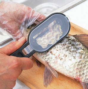 Fish Scaler Brush