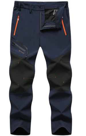 Men 6XL New Waterproof Summer Hiking, Fishing, Camping, and Climb Trekking Trousers Plus Oversized