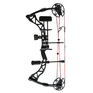 35lbs-70lbs Archery Compound Bow Hunting Compound Bows with Complete Accessories