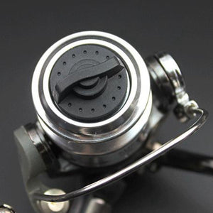 Mini Spinning Reel Light Weight Ultra Smooth Powerful Spinning 135 Reel