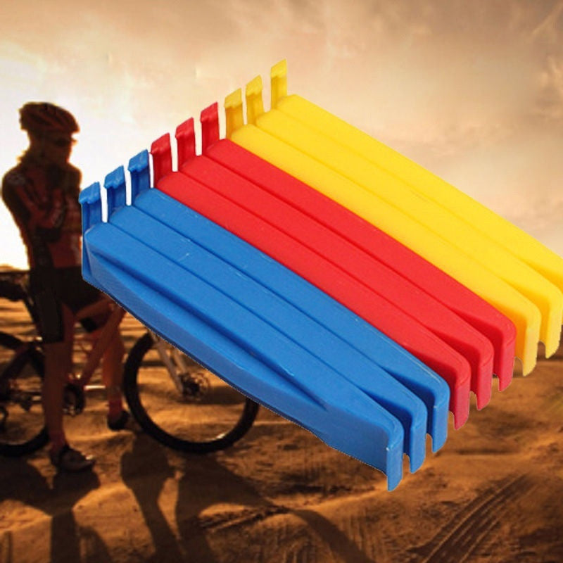 Nylon plastic lever bar grilled tire mountain bike bicycle tire repair kit