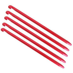 Aluminium Alloy Tent Peg Stakes  for Outdoor Camping Portable Length: 16cm
