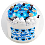Cookie Monster Milk Candy