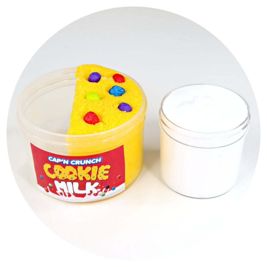 Cap'n Crunch Cookie Milk