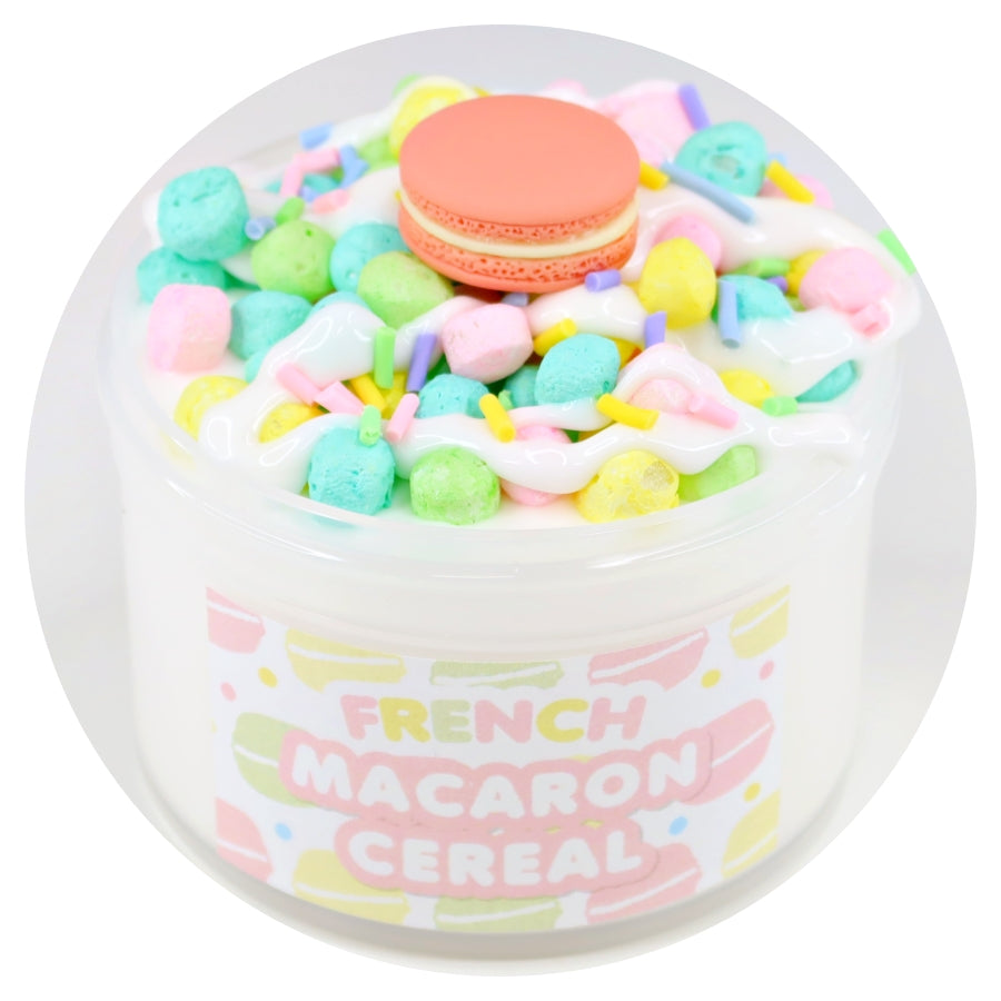 French Macaron Cereal