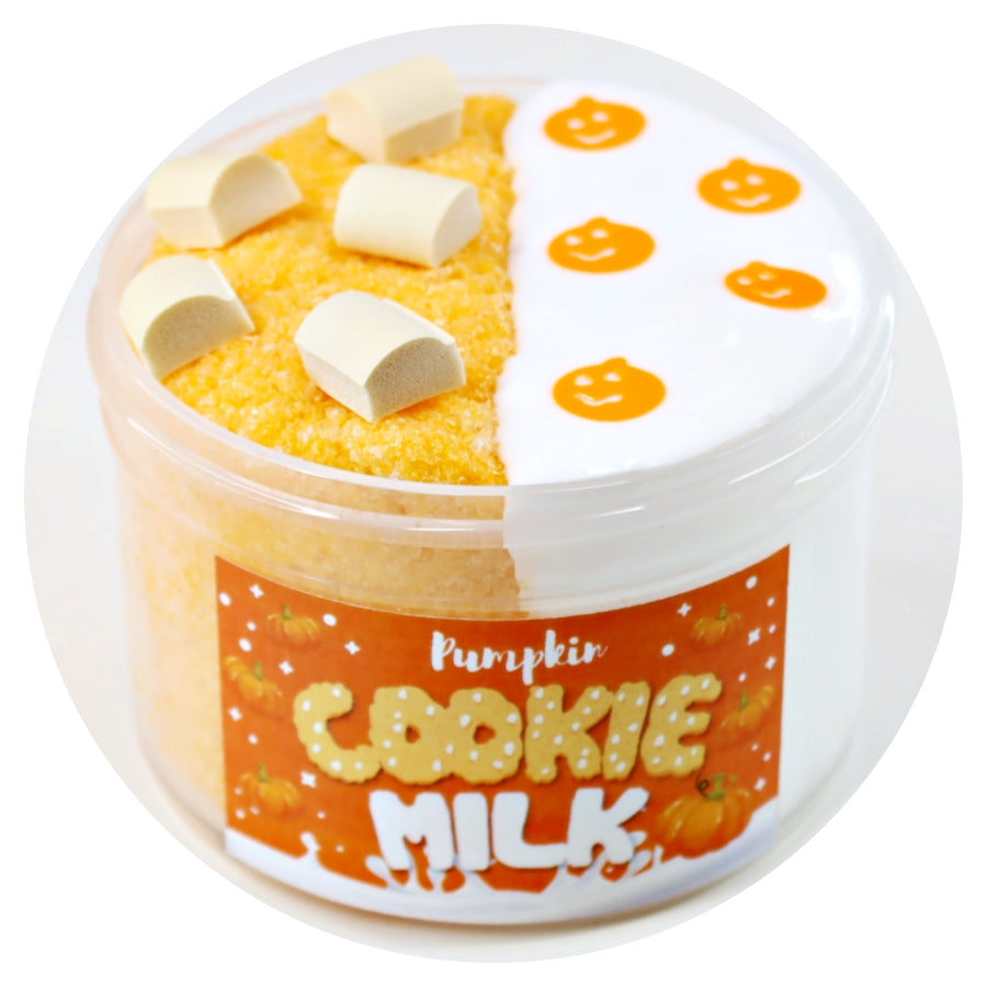 Pumpkin Cookie Milk