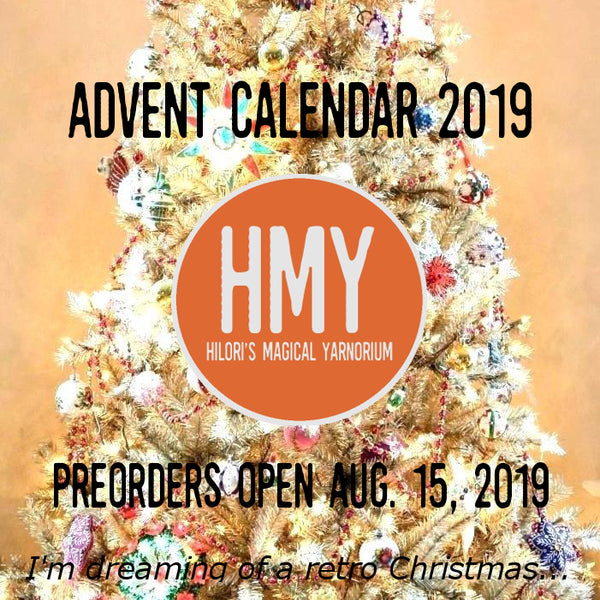 2019 Advent Calendar Preorder
