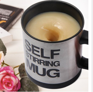 The Lazy Self Stirring Mug