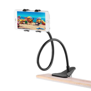 Flexible Arm Mobile Phone & Tablet Holder Clip