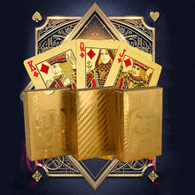 24K Gold-Plated Playing Cards (Without Case)
