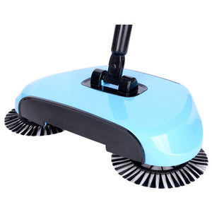 Magic Push Broom for Sweeping & Cleaning (No Electricity)