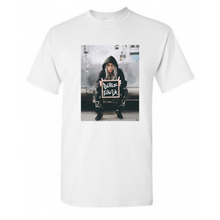 Billie Eilish Black & White Design Unisex T-Shirt