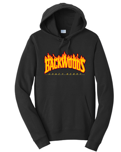 Backwoods Fire Hoodie Cigarillos Unisex Hooded Sweatshirt