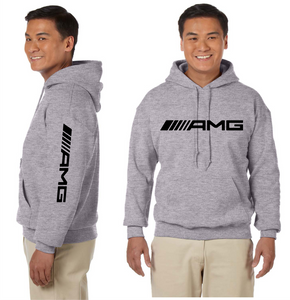 AMG Hooded Sweatshirt Mercedes BMW Super German Cars Unisex Hoodie