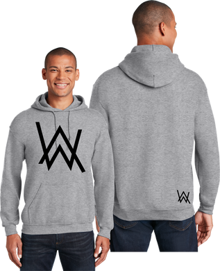 Alan Walker Hoodie AW Unisex Hooded Sweatshirt