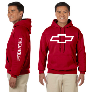 Chevrolet Hooded Sweatshirt Off Road Motocross Wrangler Trucks Unisex Hoodie