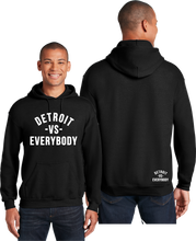 Detroit VS Everybody Unisex Eminem Hooded Sweatshirt