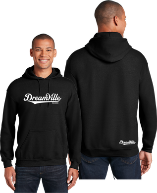 Dreamville Records Hoodie J.Cole Unisex Hooded Sweatshirt