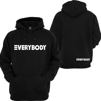 Everybody Unisex Hooded Sweatshirt